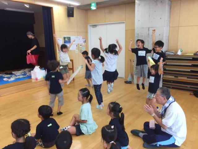 夏休みイベント◎チャイスタ☆オープンサマースクール『ともだちになろう!』◎開催!!