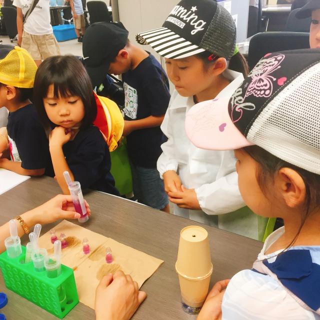 『サイエンスセミナー2017 in 江戸川大学』・・・科・化学で人の心を動かすことができる体験もできた一日でした。