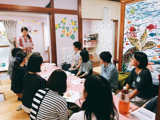 10月7日(土)小学生の育ちについて、ゆーこ先生と語り合う会の開催!!