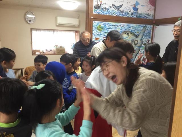 今年最初の【初笑い】~~~笑いヨガ多世代交流イベント開催!!