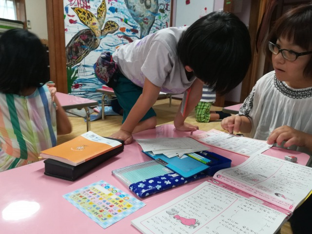 【チャイスタ☆学童保育の現場から】学習サポート時間というのは毎日根気のいる作業の連続である。